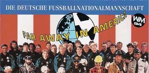 The Village People & Die Deutsche Fußballnationalmannschaft