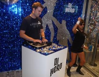 Beatbeka als DJ Hero