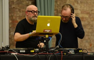 Graeme Park & Mike Pickering