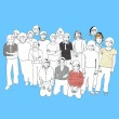 Peter Muffin - Ich und meine 1000 Freunde